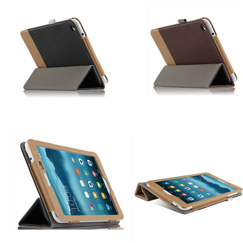 Fashion Flip Folding stand Case Cover For HuaWei MediaPad T1 8.0 S8-701U/S8-701W/T1-821W/T1-823L T1-821L T1-821U 8.0 inch Tablet