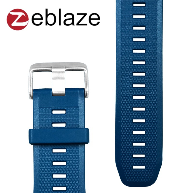 Replacement TPU Band Wristband Smartwatch Strap For Zeblaze VIBE 3 HR VIBE 3 Smart Watch