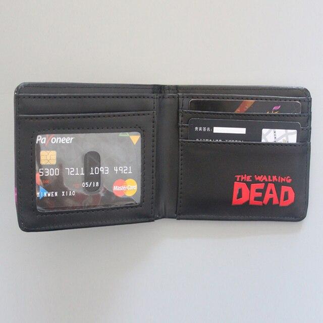The Walking Dead Men's Wallet