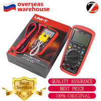 UNIT Digital Multimeter UNI T UT139C True RMS Meter AC DC Voltmeter Resistance apacitor Tester Handheld 6000 Count Voltmeter