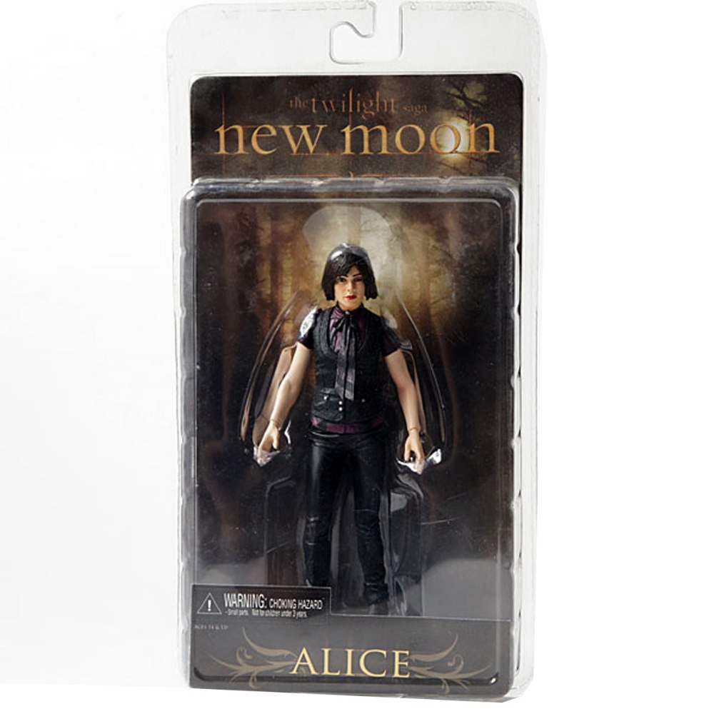 Hot Neca The Twilight Saga-New Moon Alice 7 Action Figure Free Shipping fanpire the twilight saga and the women who love it