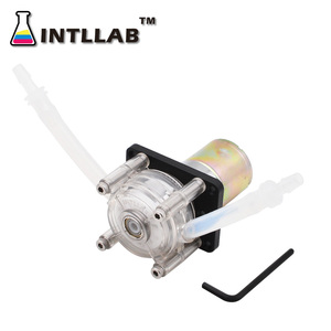 Image 2 - Intllab diy 蠕動ポンプ投薬ポンプ 12 v dc 、高流量の水族館ラボ分析