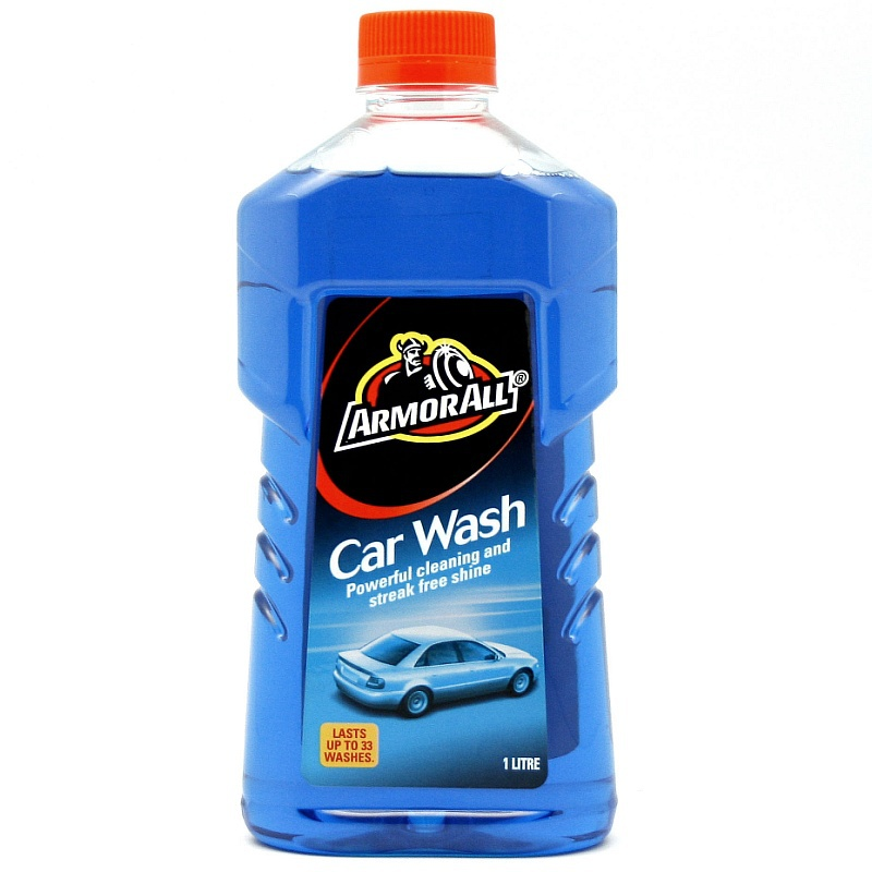 Shampoo To Wash Your Car