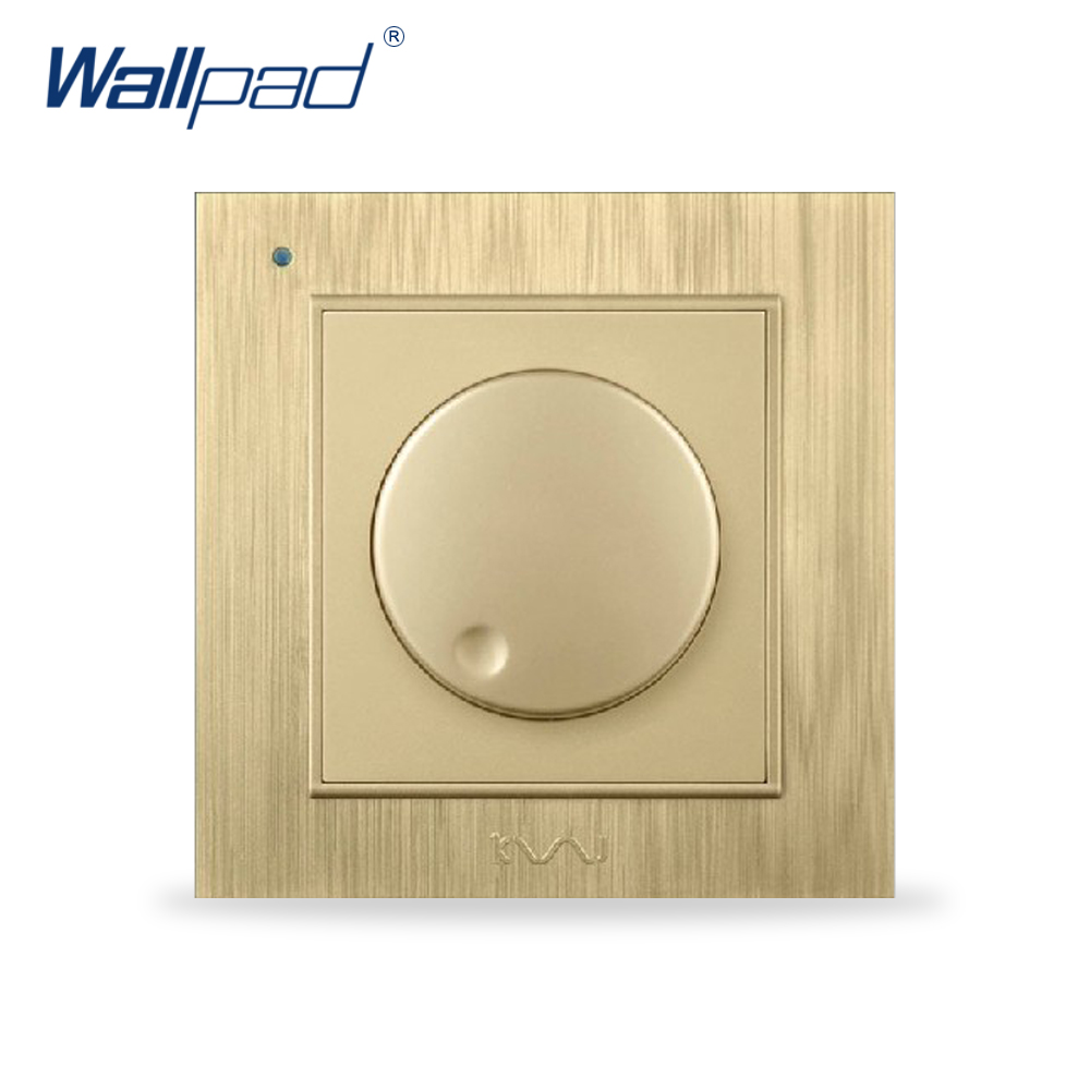 , Wallpad Luxury Wall Switch Panel, Dimmer ,X6 Series, 10A, 86*86mm,110~250V