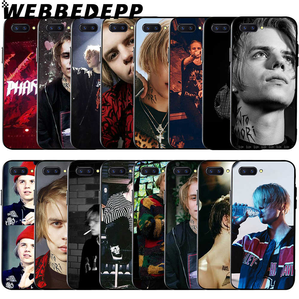 WEBBEDEPP Russia rapper Pharaoh Soft Case for Huawei Honor 6 7A Pro 7C 8C 7X 8X 8 9 10 lite Note10