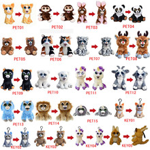 William Mark Feisty Pets Plush Stuffed Funny font b Toy b font Bear Sammy Glenda Unicorn