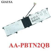 33WH NOVO AA-PBTN2QB GIAUSA 7.7 v Bateria para Samsung NP900X3N AA-PBTN2QB bateria do portátil