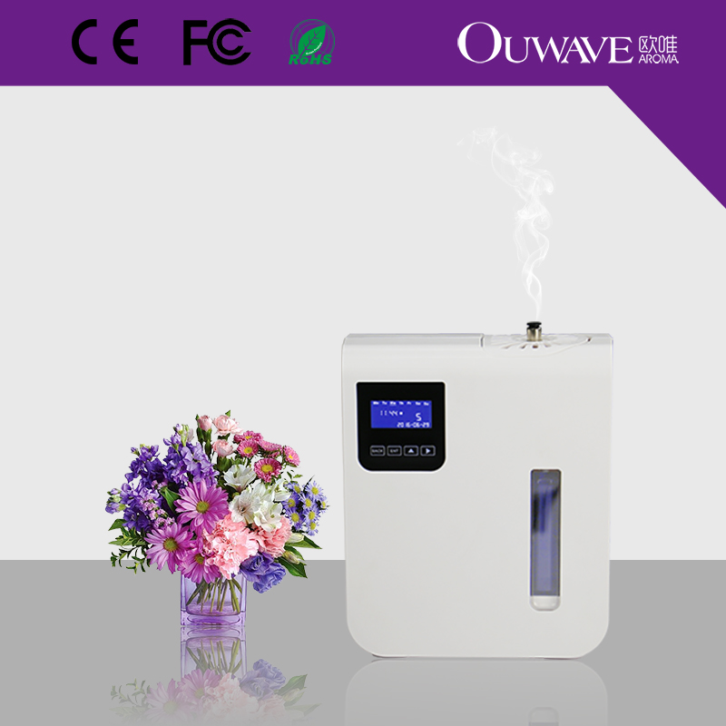 automatic air freshener machine scent diffuser cheap price air scent nebulizer - Scent Diffuser