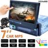 7 Inch Universal 1DIN Car Multimedia DVD Pleayer Android 6 0 GPS Navigation Radio Stereo WIFI