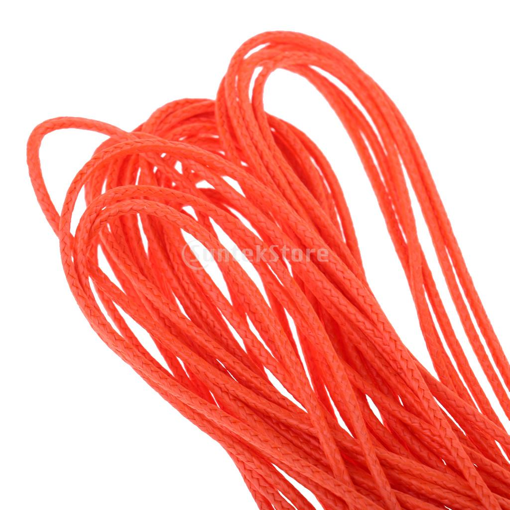 Replacement 2mm High Strength Durable Tree Climbing Arborist Throw Line Cord
