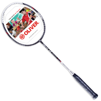 Oliver Fresh3.0 Badminton racket META CARBON Badminton racket for Racquet Sports Aerial nanoscale Golf tube