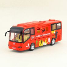 Bus/Cadeau Diecast trek Collection