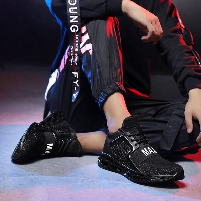 Men's Footwear - Sneakers - 5 Style 3