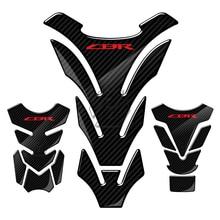 3D защитная накладка на бак мотоцикла чехол для Honda CBR600RR CBR900RR CBR1000RR CBR 400 600 900 954 929 1000 RR 1100XX наклейки