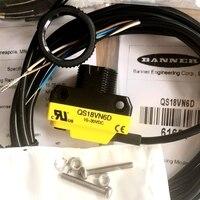 BANNER Switch QS18VN6D QS18VP6D Brand new original