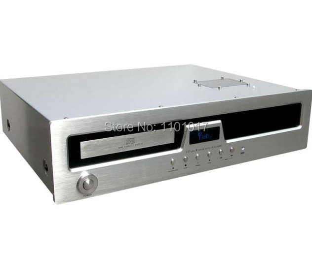 Yaqin sd - 30a 12AT7 x 2 Tube CD HDCD lecteur HIFI EXQUIS plateau coaxial double RCA sorties