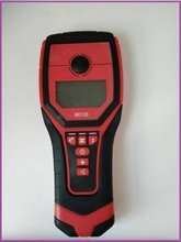 MD120 Multifunctional LCD Wall Detector Handheld Stud Finder Metal Wood Studs AC Cable Live Wire Scanner