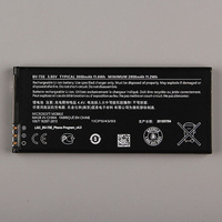 Original Nokia BV T5E Phone Battery For Nokia Lumia 950 RM 1104 RM 1106 RM 110