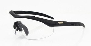 Image 5 - 2020 военные очки с 3 линзами и толщиной 2 мм, солнцезащитные очки, мужские армейские тактические очки с защитой от пули, очки для стрельбы