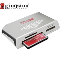 Kingston USB 3 0 High Speed All In One TF SD Card Reader Adapter External CF