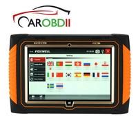 GT80 PLUS Original Foxwell Next Generation Diagnostic Platform Automotive Scanner Tool WIFI