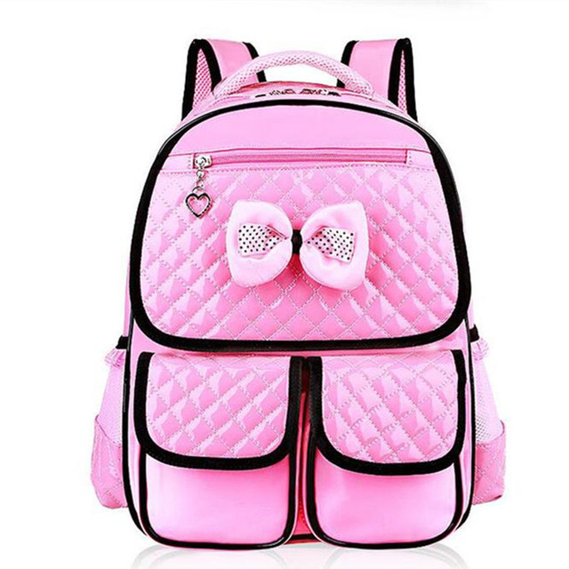 Fashion Children Princess Toddler Girl Backpack Kids Book Bags for ...
