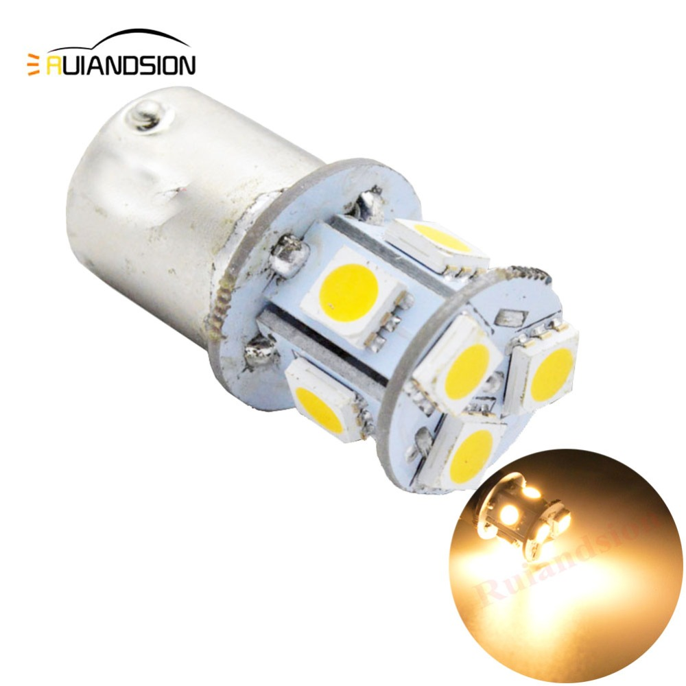 UNHO 10PCS Bombillas LED T10 12V 20 SMD 3528 1210 L/ámpara T10 para Luz de Coche Trasera Luz de Posici/ón Lateral 6000K Blanco