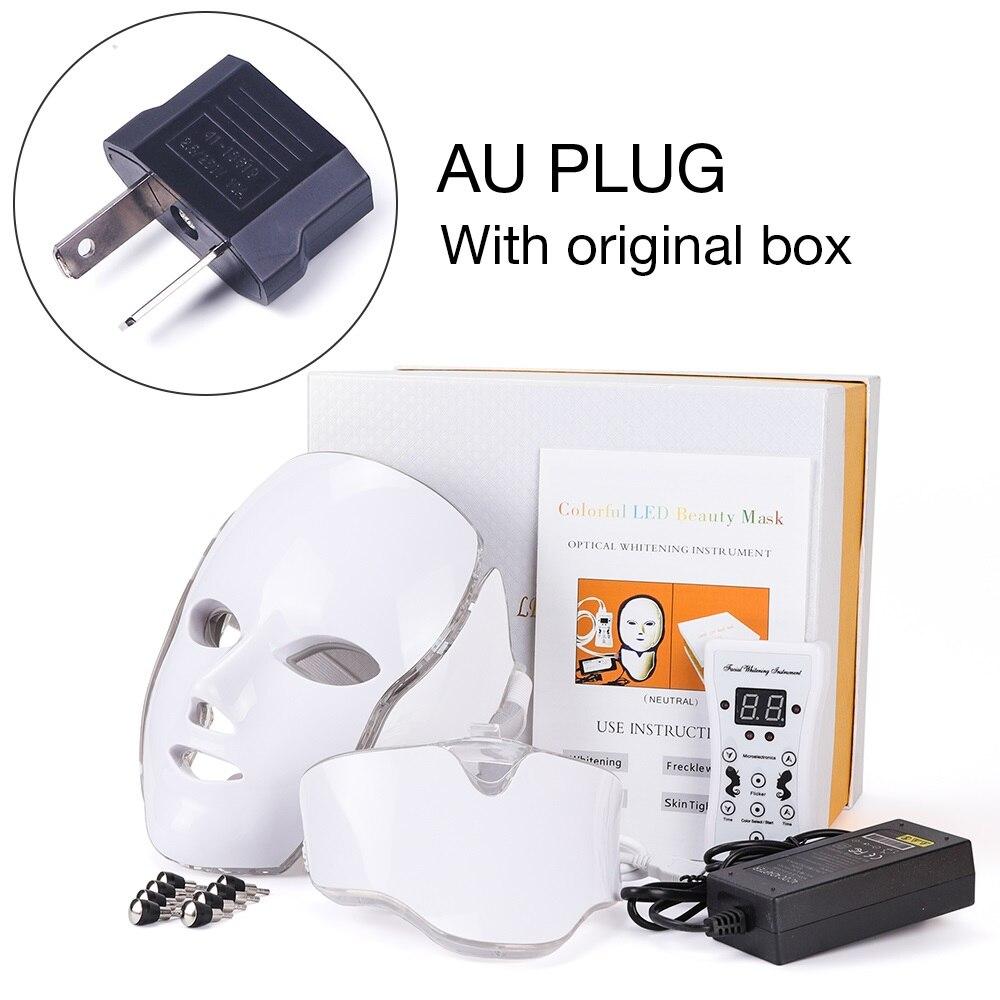 AU Plug with box