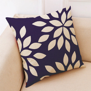 Image 4 - 2018 Fashion Pillow Cover 45*45cm Sofa Bed Home Decor Cushion Cover Simple Geometric Multicolor Comfortable Throw Pillowcover