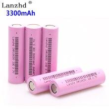 1 ~ 8 шт. 18650 3,7 в INR18650 перезаряжаемые батареи, литий ионный 3,7 в 30a, большой ток 18650VTC7 18650 батарея