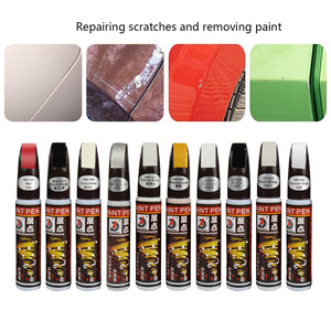 Image 4 - New Car touch up pen waterproof remove applicator utility Professional car jacket scratch clear repair coloring handle touch