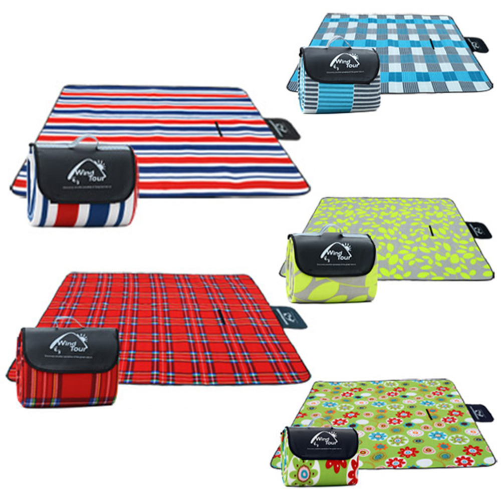 Wind tour 200*150cm tent Outdoor camping picnic mat moisture-proof crawling mat thick Tent pad free shipping 11 11 free shipping adhesive sander back pad sanding machine mat black white for makita 9035