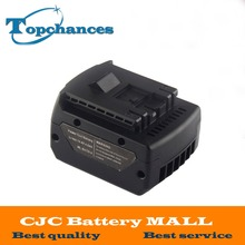 High Quality 14.4V 4000mAh Power Tool Li-ion Battery For Bosch BAT607 BAT607G BAT614 BAT614G 2 607 336 318