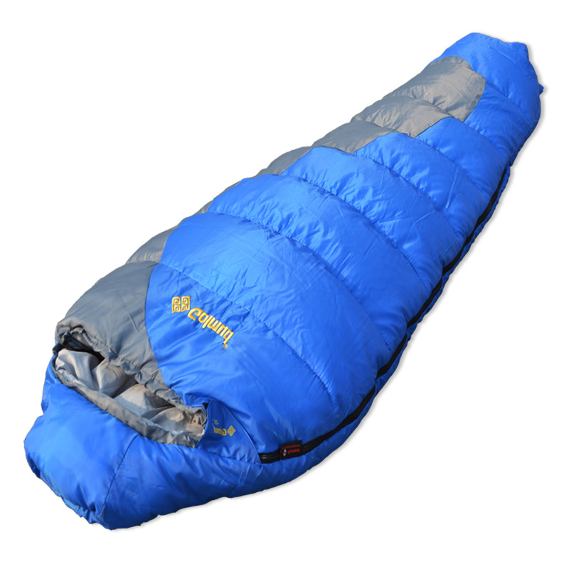 190+25 *75cm Outdoor Camping Adult Sleeping Bag Waterproof Keep Warm 3-4 Seasons Spring Summer Sleeping Bag For Camping Travel