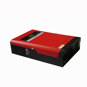 Image 4 - 5000W Reine Sinus Welle Solar Hybrid Inverter MPPT 80A Solar Panel Ladegerät und AC Ladegerät Alle in Einem für max 4000W 500V Solar Eingang