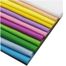 Wholesales 30Colors Polyester Fleece Fabric Tricot Plush Loop Fabrics Cloth Anti-Pilling Velvet Doll Stuffed toys