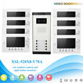 """7"""" inch LCD Color Video Door Phone Intercom Doorbell 1 Camera 8 Monitor Home Access Control Security Entry System"""