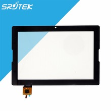 For Lenovo A7600-H Touch Screen Digitizer Sensors Outer Glass Black Replacement Parts Free Tracking