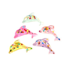Crafts Embellishments Scrapbooking-Accessories Dolphin-Decoration Flatback Cabochon Bling