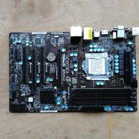 used  for ASROCK B75 PRO3 all-solid-state LGA1155 DDR3 64bg USB3.0 Desktop motherboard