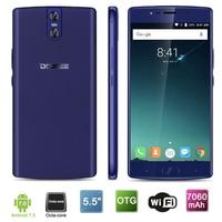 Original Doogee BL7000 4G Mobile Phone 5 5 FHD 4GB 64GB 7060mAh Android 7 0 Octa