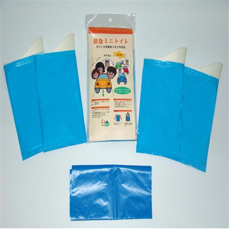 10pcs Disposable 600CC Urine Bags Storage Bag Car Outdoor Emergency Toilet UK