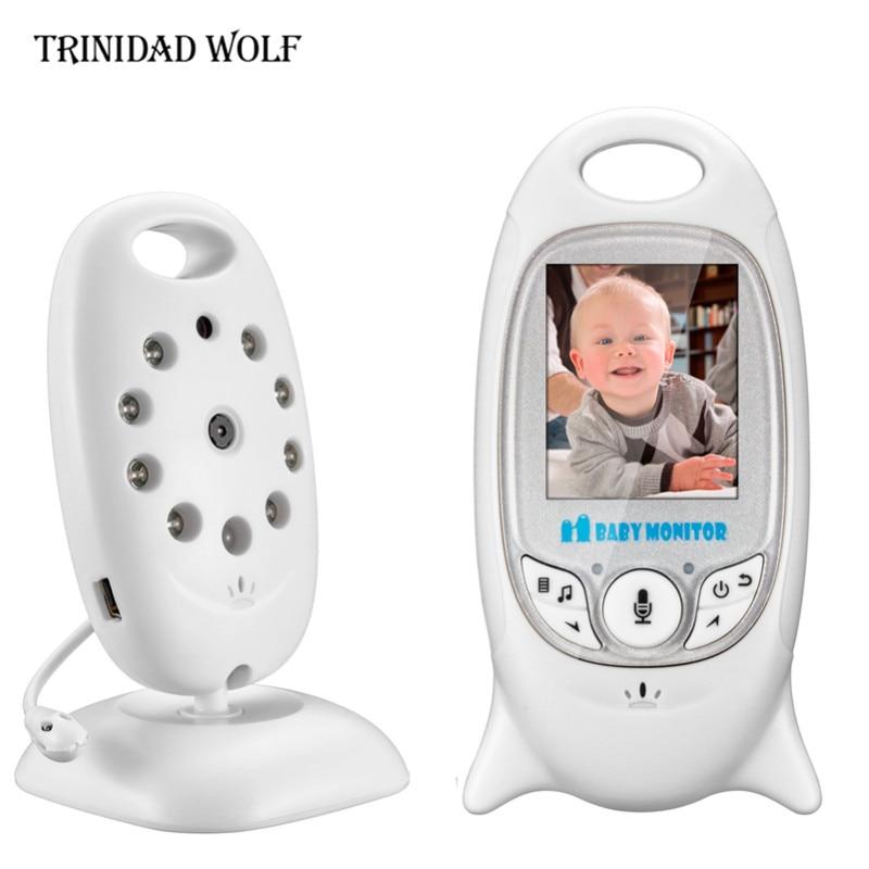 2 mini monitor Wireless digital Baby Monitor VB601 video Camera Two Way Audio font b Night