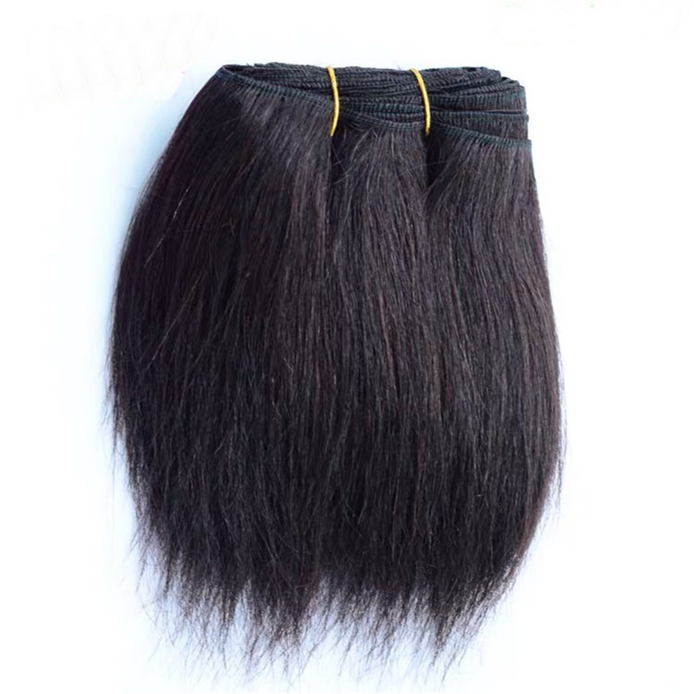 18cm Wool Hair Extensions for America Blyth SD BJD Puliip Kurhn All Dolls 1 Pieces Straight Wool Hair Wefts DIY Doll Hair Wigs in Dolls Accessories from Toys Hobbies