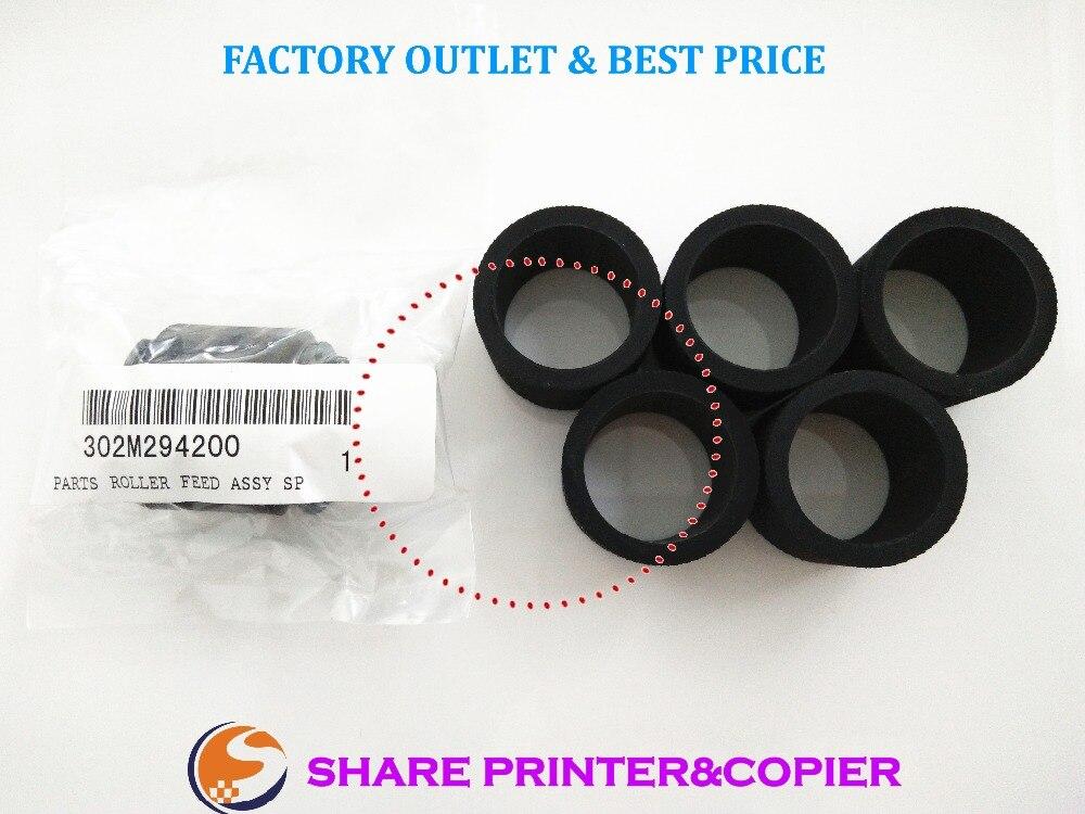 все цены на  10 sets original Roller kit with rubber 302M294200 2M294200 for kyocera FS-1020MFP 1120MFP 1125MFP 1220MFP 1320MFP FS-1040 1041  онлайн