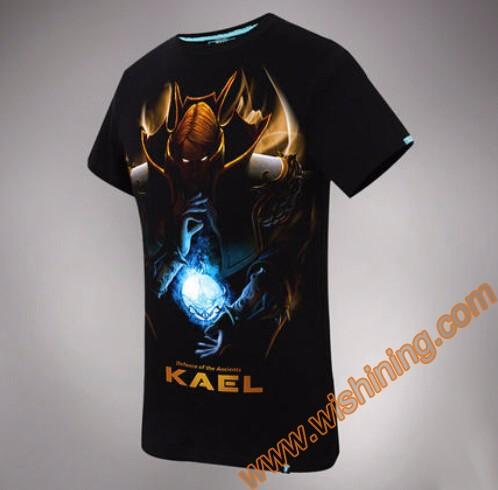 DOTA 2 Kael t-shirt Tee8401 (1)