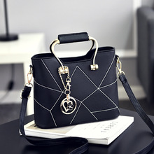 Bag for Women 2018 Ladies' PU Leather Handbags Luxury Quality Female Shoulder