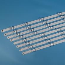 Podświetlenie TV taśmy dla LG 42LB650V 42LB6500 listwy LED zestaw podświetlenie bary dla 42LB650V ZE 42LB6500 UM 42LB650V ZA ZN u nas państwo lampy opaski