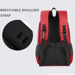 Image 5 - New Nylon Waterproof Lightweight Mens Backpack Casual Large Capacity Women Bag Travel Backpack Sport Bag
