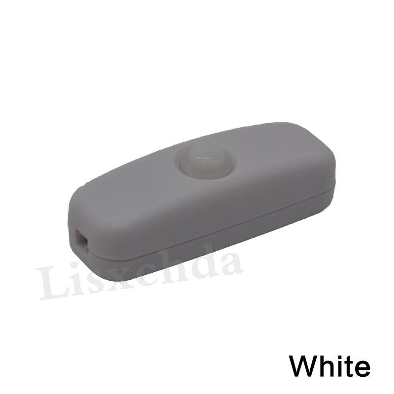 free shipping 5pcs/lot 501 Push Button Switch for LED light DIY ...